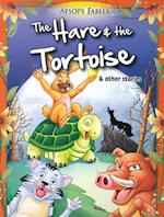 Hare & the Tortoise & Other Stories af Pegasus