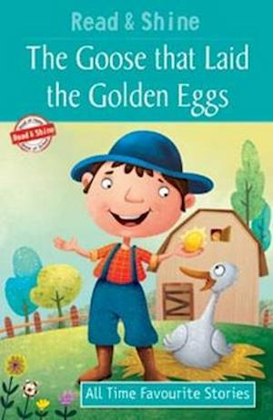 Bog, paperback Goose That Laid the Golden Eggs af Pegasus