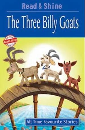Bog, paperback The Three Billy Goats af Pegasus