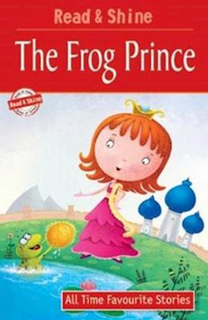 Bog, paperback The Frog Prince af Pegasus