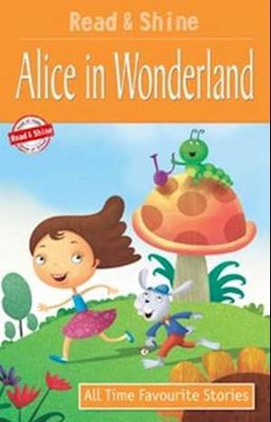 Bog, paperback Alice in Wonderland af Pegasus