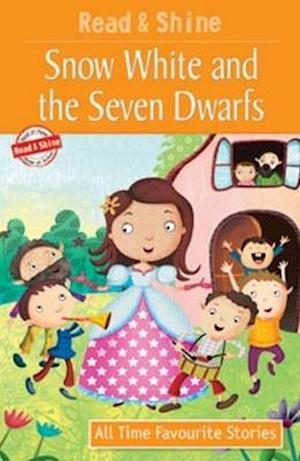 Bog, paperback Snow White & the Seven Dwarfs af Pegasus