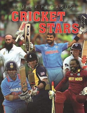 Bog, paperback Cricket Stars af Pegasus