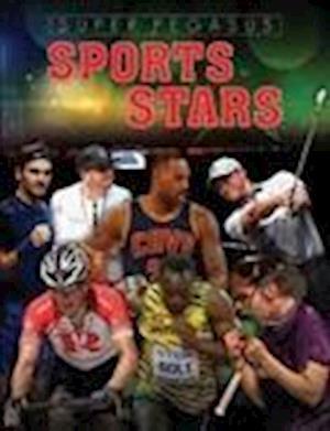 Bog, paperback Sports Stars af Pegasus