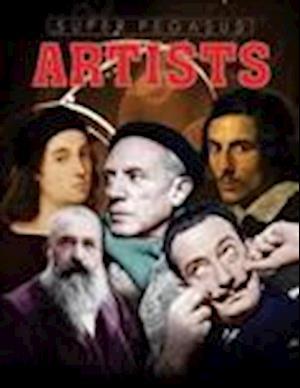 Bog, paperback Artists af Pegasus