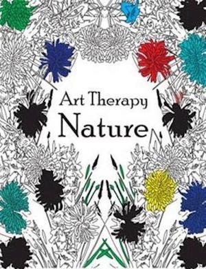 Bog, paperback Art Therapy Nature af Pegasus