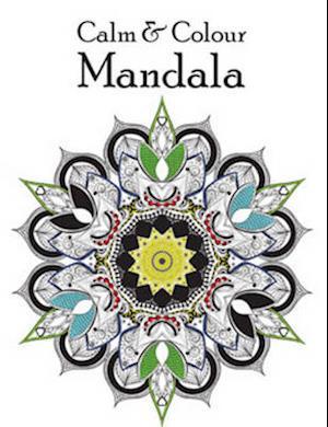 Calm & Color Mandala