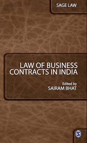 Law of Business Contracts in India