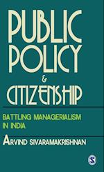 Public Policy and Citizenship