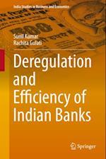 Deregulation and Efficiency of Indian Banks af Sunil Kumar