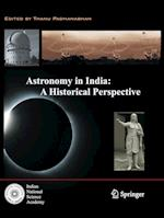 Astronomy in India: A Historical Perspective