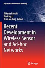Recent Development in Wireless Sensor and Ad-Hoc Networks (Signals and Communication Technology)