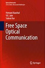 Free Space Optical Communication af Hemani Kaushal, Subrat Kar, V.K. JAIN