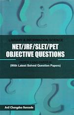 Net / Jrf / Slet / Pet Objective Questions in Library & Information Science Paper II and Paper III