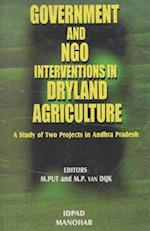 Government and Ngo Interventions in Dryland Agriculture