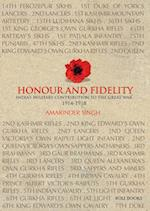 Honour and Fidelity