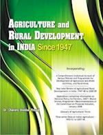 Agriculture & Rural Development in India Since 1947