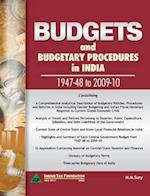 Budgets and Budgetary Procedures in India af M. M. Sury