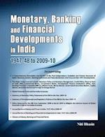 Monetary, Banking and Financial Developments in India af Niti Bhasin