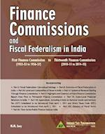 Finance Commissions & Fiscal Federalism in India af M M Sury