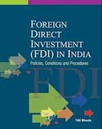 Foreign Direct Investment Fdi in India af Niti Bhasin