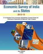 Economic Survey of India and Its States af Anup Chatterjee, N. Mani