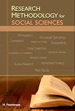 Research Methodology for Social Sciences