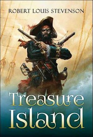 Treasure Island af Robert Louis Stevenson