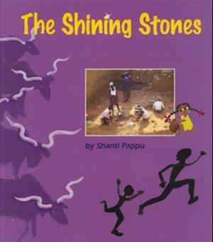 Bog, paperback The Shining Stones af Shanti Pappu