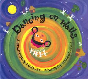 Bog, paperback Dancing on Walls af Shamina Padamsee