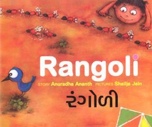 Bog, paperback Rangoli af Anuradha Ananth