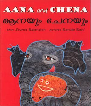 Bog, paperback Aana and Chena af Sowmya Rajendran
