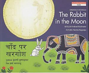 Bog, paperback The Rabbit in the Moon af Indrani Krishnaeir