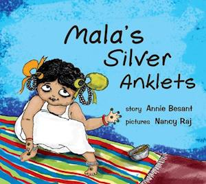 Bog, paperback Mala's Silver Anklets af Annie Besant