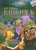 Little Monk's Krishna [With Stickers] (Little Monks)