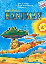 Little Monk's Hanuman [With Stickers] (Little Monks)