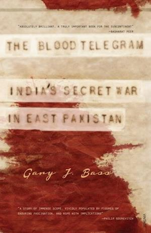 Blood Telegram af Gary J Bass