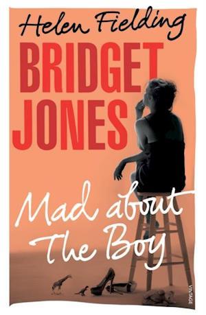 Bridget Jones Mad About the Boy af Helen Fielding