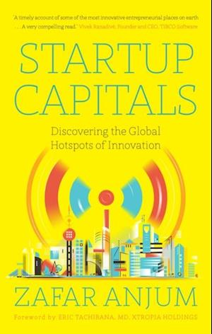 Startup Capitals af Zafar Anjum