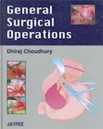 General Surgical Operations af Dhiraj Choudhury