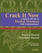 Crack it Now (Clinical MCQS in Dental Sciences with Explanations)