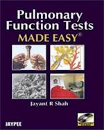Pulmonary Function Tests Made Easy (Made Easy)