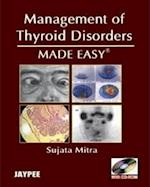 Management of Thyroid Disorders Made Easy (Made Easy)