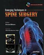 Emerging Techniques in Spine Surgery