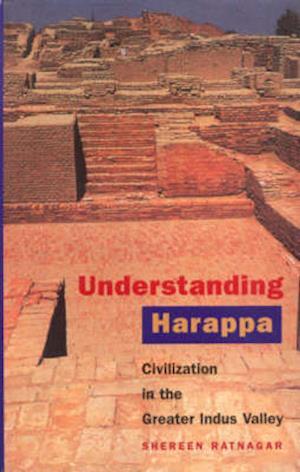 Bog, paperback Understanding Harappa af Shereen Rantagar