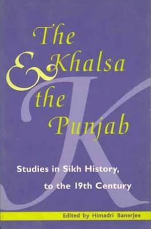 Bog, paperback The Khalsa and the Punjab af Indian History Congress