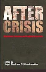 After Crisis af Jayati Ghosh
