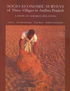 Socio-Economic Surveys of Three Villages in Andhra Pradesh