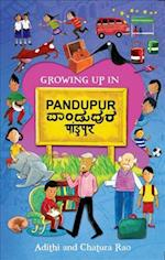 Growing Up in Pandupur af Chatura Rao, Adithi Rao