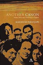 Another Canon af Makarand R Paranjape